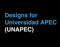 Designs for UNAPEC