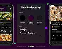 Meal Recipes app