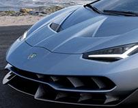 Lamborghini Centenario Roadster (2017)