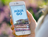 Aqua Go Employee App