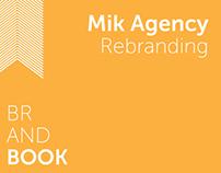 MIK Agency Rebranding