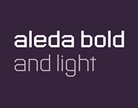 Aleda Bold and Light