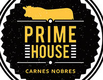 Identidade Visual - Prime House Carnes Nobres