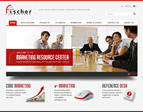 Website UI - Fischer