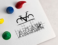 Agar Bike - logo, brand, web design / develop