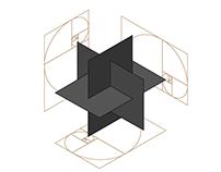 Ikosaeder – Folded Flyer