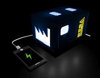 Cargador de celulares / Record Electric SAECA