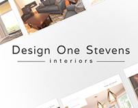 Interior Design Company Portfolio Project