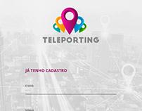 Teleporting App