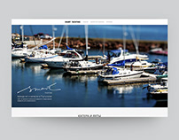 Web design | Smart yacht