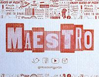 Maestro Pizza, KSA