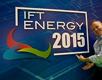 IFT-ENERGY 2015 - Tradeshow Corporate Identity 2015
