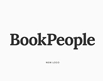 BookPeople — Rebrand