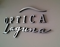 Óptica Laguna - Branding