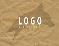 Logo shipping company