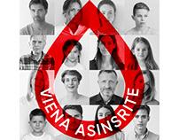 VIENA ASINSRITE | blood donation campaign