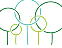 Green Trees Early Childhood Village Logo