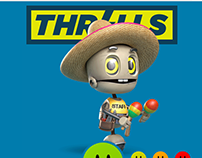 Thrills Survey Page