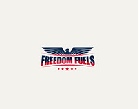 Freedom Fuels - Diesel delivery company Logo