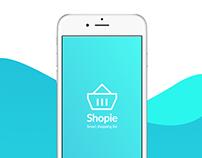 Shopie - The intelligent shopping list