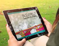 Bridge Budapest introduction animation