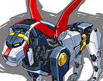 2011 Voltron Concepts