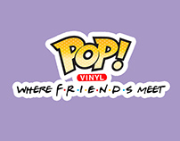 POP! | Funko - Where Friends Meet