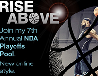 Free NBA Playoffs Pool Ads