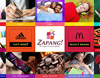 Zapang Branding and Website