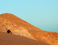 Black & White Desert.