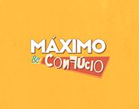 MÁXIMO E CONFÚCIO (Abertura) - Série TV Cultura