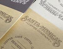 coffee PACKAGING - Santa Monica's