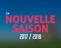 Saison culturelle Touraine Val de Vienne 2017 - 2018