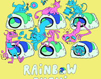 Rainbow Sushi EP