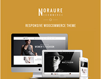 Noraure - WooCommerce Responsive WordPress Theme