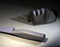 Knife sharpener - Fall 2014