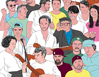 Rott&Roll Music Festival Design