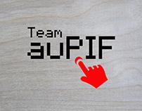 TEAM AU PIF - Affiches + Social