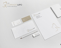 Logo e corporate identity - Studio dentistico CL