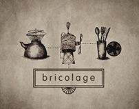 Bricolage Restaurant Branding