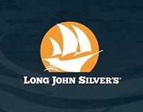 Long John Silver's Social Spots