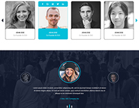 HOSTBY MultiPage Hosting PSD Template