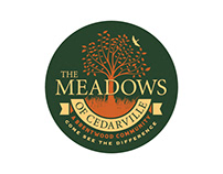 Meadows of Cedarville logo