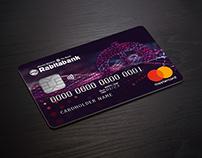 Rabita Bank - MasterCard Salary Contactless Card