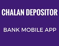 Chalan Deposit Mobile App