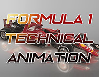 F1 Technical 3D Animations