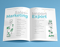 Brochure for Management Institute