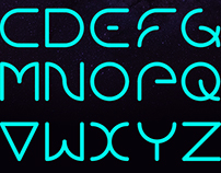 Stellar Typeface