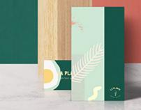 La Plante Brand Identity