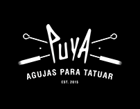 PUYA // Logo
